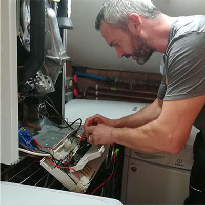 Faulty Boiler Breakdown, Emergency call out repair.
